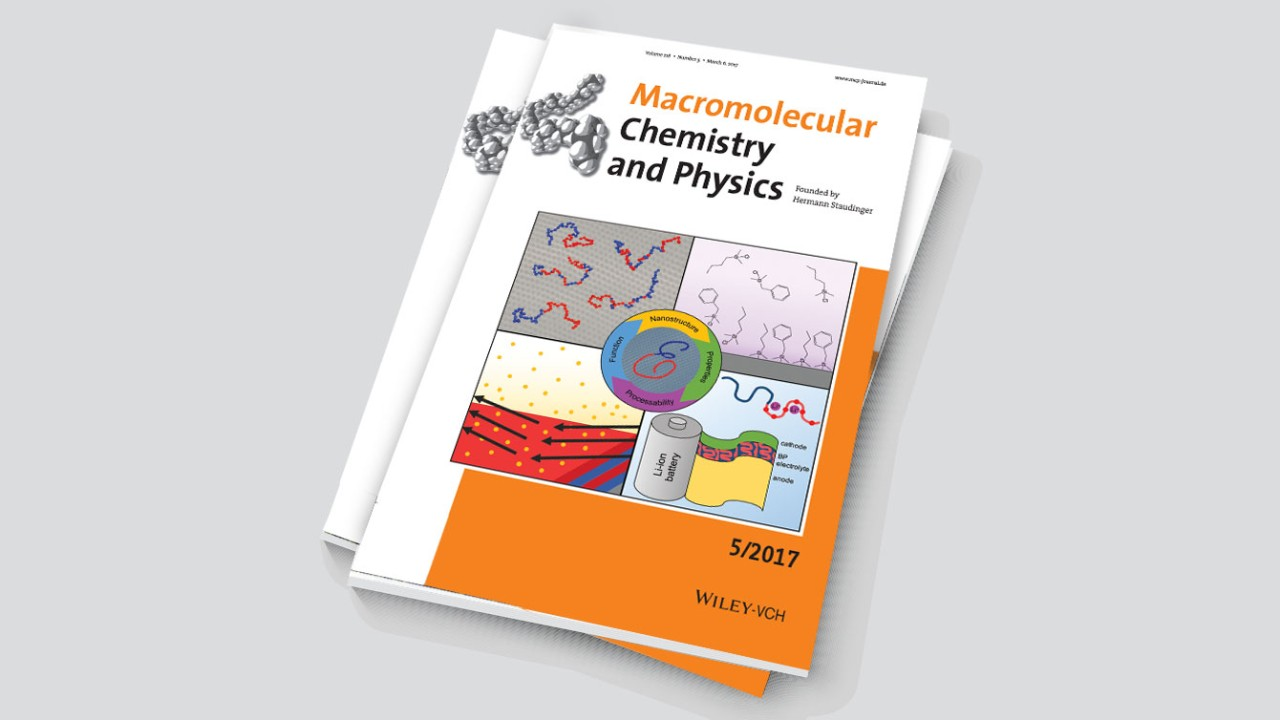 Macromolecular Chemistry and Physics