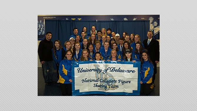 UD Collegiate Figure Skating Team