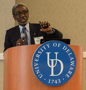 Babatunde Ogunnaike, dean of UD's College of Engineering