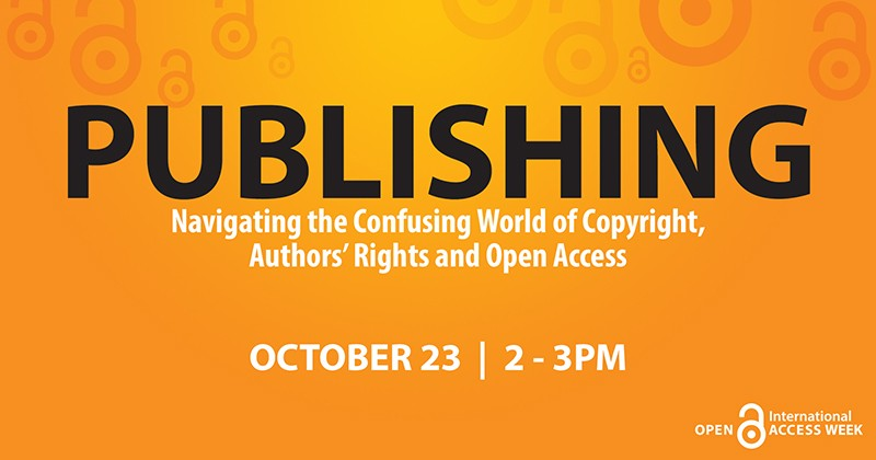 """Publishing: Navigating the Confusing World of Copyright, Authors"""