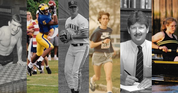 UD Athletics Hall of Fame inducts six new members