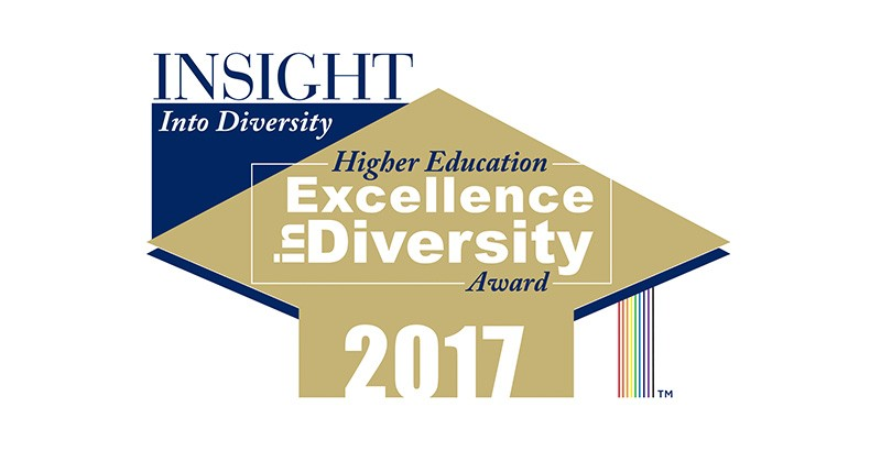 2017 Higher Education Excellence in Diversity Award