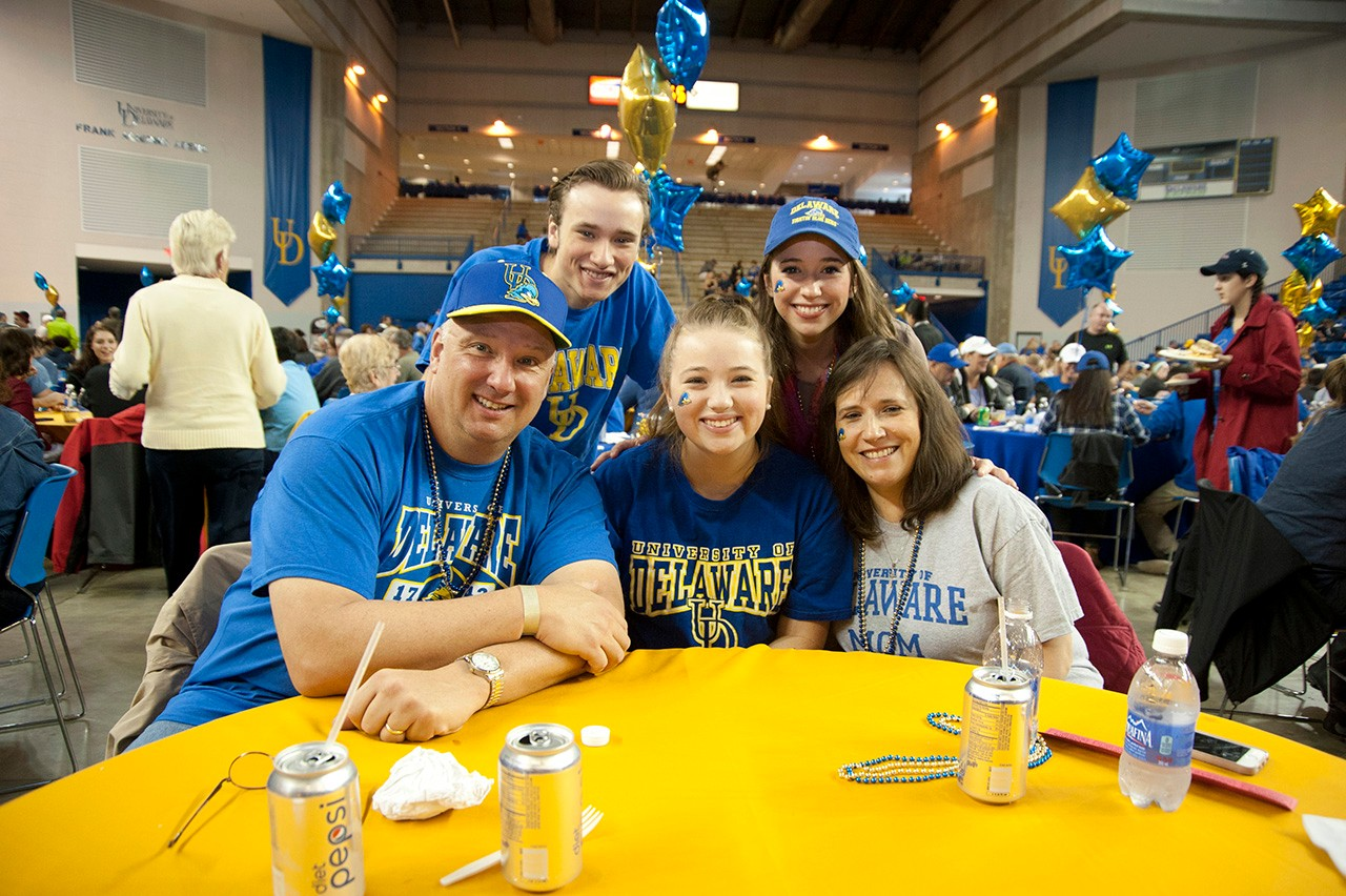 Family Fest Tailgate - Parents & Family Weekend 2016