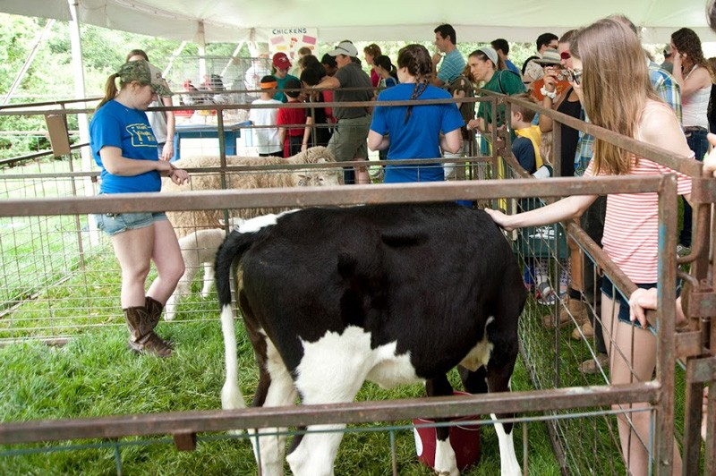 "Ag Day—which has a 2018 theme of ""Global Explorers""—will also have children's games and activities, a livestock display with UD farm animals, musical entertainment, hayrides and much more."
