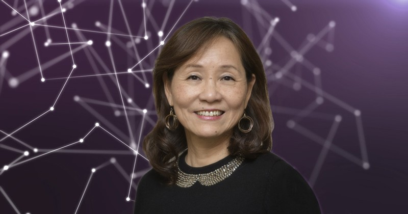 Cathy Wu, the Unidel Edward G. Jefferson Chair in Engineering and Computer Science at the University of Delaware, has been appointed the director of UD's new Data Science Institute.