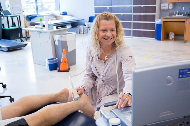 Starting June 1, researcher Karin Grävare Silbernagel and University of Delaware's  Muscle and Tendon Performance Lab will recruit for an Achilles tendinopathy study. Participants will receive free, evidence-based physical therapy treatment.