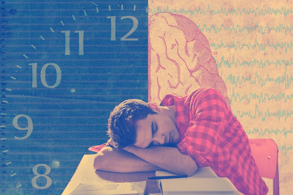 The study's findings suggest an association between habitual midday napping and neurocognitive function in early adolescents — especially in China, where midday napping is a cultural practice.