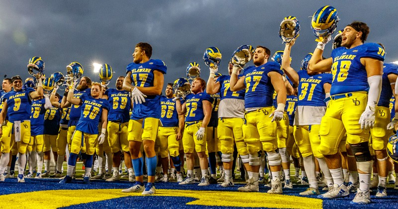 UD football team to play at Penn State in 2023, 2027