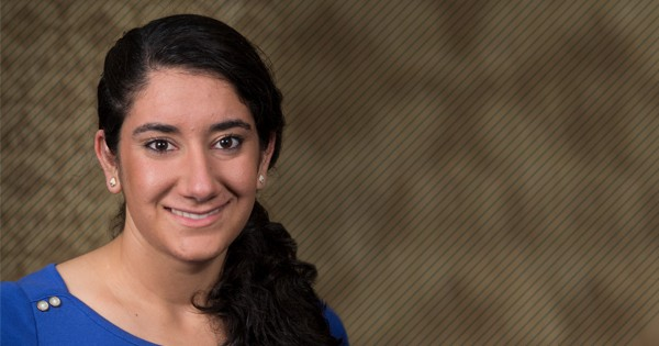 Anahid Ebrahimi, a doctoral candidate in mechanical engineering,