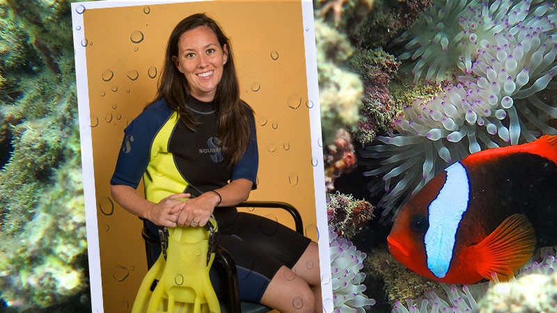 UD's Danielle Dixson will explore how climate change will affect the iconic relationship between anemonefish (also known as clownfish) and the sea anemones in which they live.