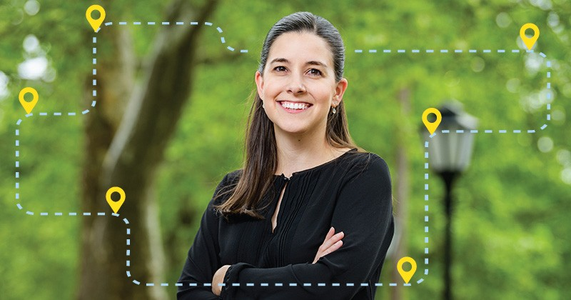 In her role as category manager for DuPont's sourcing and logistics department, Weaver led initiatives resulting in more than $8 million in savings.