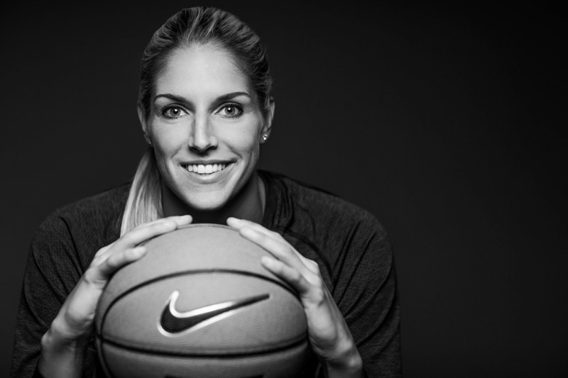 UD graduate and basketball star Elena Delle Donne, who now plays for the WNBA's Washington Mystics, has written two books, one for 8-12 year olds and the second for ages 12 and up.