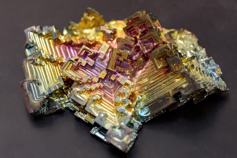 "This is bismuth. UD researchers have identified a specialized capability in the metal, called ""catalytic plasticity,"" that can be harnessed to convert carbon dioxide into liquid fuels and industrial chemicals."