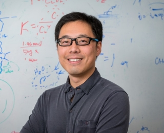 College of Engineering Assistant Professor Bingjun Xu was an undergraduate student in chemistry at Fudan University in China. He earned a doctoral degree at Harvard, completed a post-doc at the California Institute of Technology, and came to UD in 2013 to continue studying catalysts.