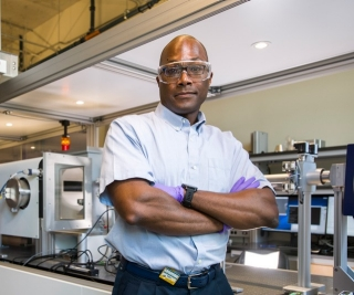 At UD, Prof. Thomas H. Epps, III and his team have patented an idea to improve lithium battery performance.
