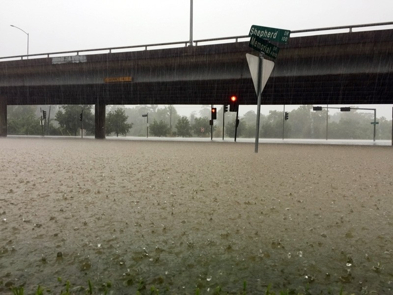 Hurricane Harvey brought heavy rain to the Texas coast and caused unprecedented flooding.