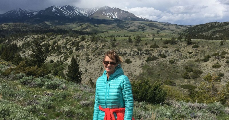 Ingrid Burke is a professor and dean of Yale's School of  Forestry and Environmental Studies. The focus of her research has been dryland ecosystems. She will speak at UD on Nov. 8.