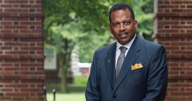 Levi T. Thompson is the new dean of the College of Engineering at the University of Delaware.