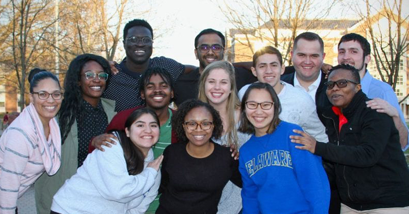 2019 Members of the Student Life Student Diversity and Inclusion Advisory Board