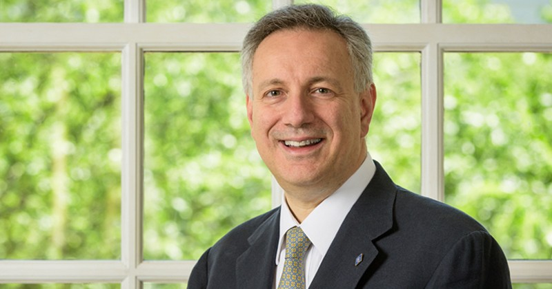 In his letter to University of Delaware students, faculty and staff, UD President Dennis Assanis said the start of a new academic year is always a reminder to him how vibrant the  campus environment is and how UD offers a great place to live, learn, explore and discover.