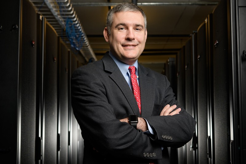 Ken Kurz is the new chief information security officer for the Department of Information Technologies at the University of Delaware.