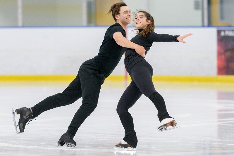 After a number of unsuccessful partner searches, Alannah Binotto and Shiloh Judd began skating together in the spring of 2018.