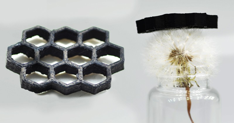 Kun (Kelvin) Fu, an assistant professor of mechanical engineering at the University of Delaware, has used a 3D printer to make pure carbon nanotube (CNT) architecture that are lightweight, strong, and highly porous.