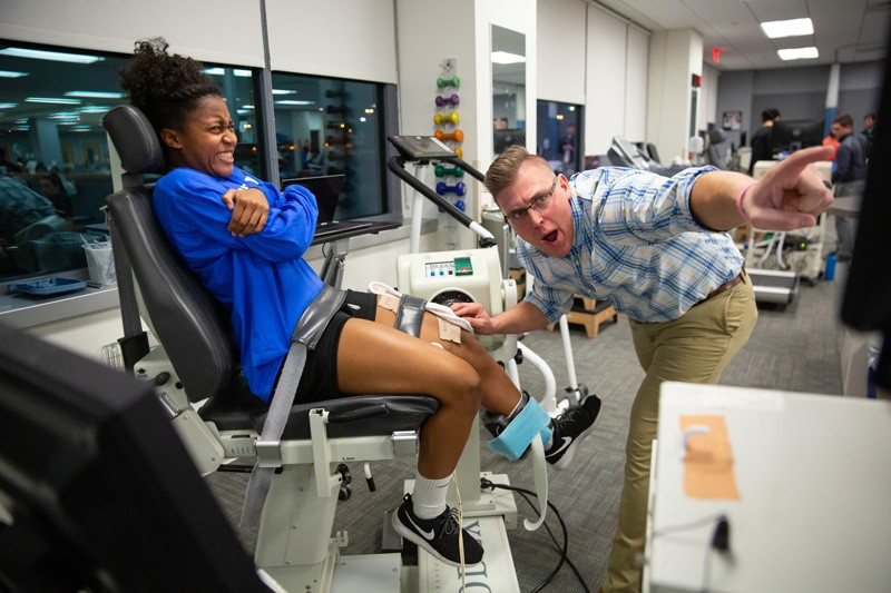 Physical Therapy To The Rescue Udaily