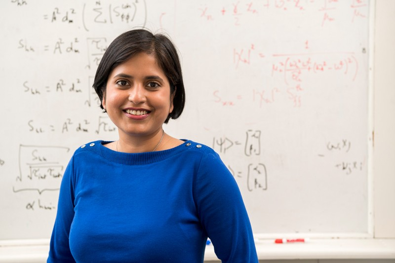 Swati Singh is an assistant professor of electrical and computer engineering at the University of Delaware.