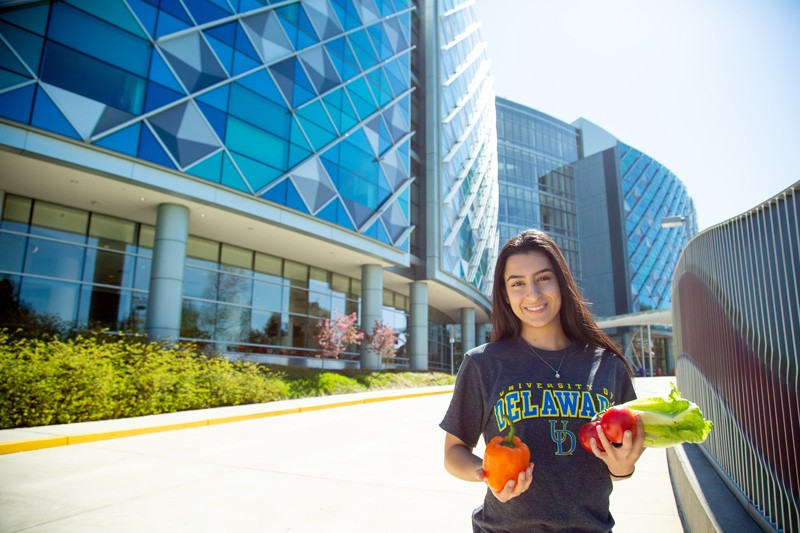 First Step in changing the world | UDaily