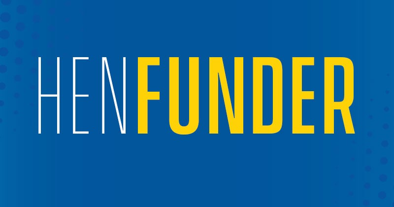 HenFunder, UD's online crowdfunding platform, provides fundraising groups with the tools to make their message go even further.