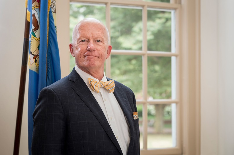 Gary Henry is the dean of the University of Delaware's College of Education and Human Development.