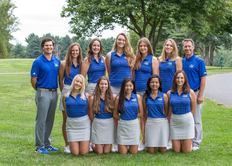 Women's golf posted the highest team grade point average ever recorded by a team with a 3.711 team GPA.