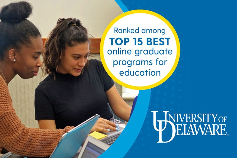 Online graduate education program highly ranked