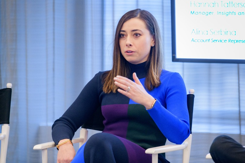 Kristina Christiansen, a 2008 graduate of UD, is partnership sales lead for news and lifestyle at NBCU CODE, where she facilitates advertising partnerships with companies like Buzzfeed.