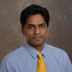 Shridhar Yarlagadda is assistant director for research at UD's Center for Composite Materials.
