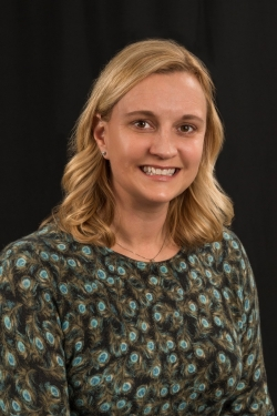 Kali Kniel is a professor of microbial food safety in the University of Delaware's College of Agriculture and Natural Resources.