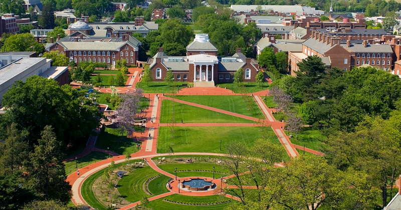 University of Delaware South Green