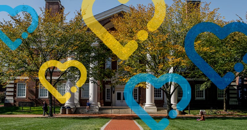 The third annual I Heart UD Giving Day focused on bringing together the University of Delaware community for a day of virtual giving in support of students, faculty and staff during an unprecedented time for UD and the world.
