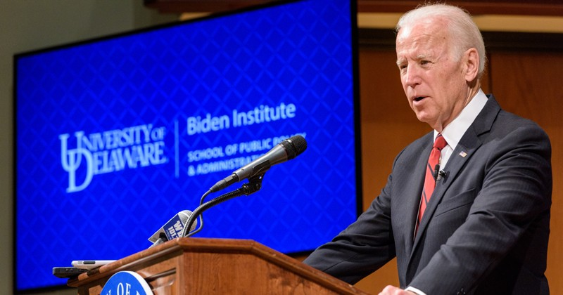 President Joe Biden (above) and Vice President Kamala Harris have identified four top priorities — the COVID-19 pandemic, the economy, racial equity and climate change.