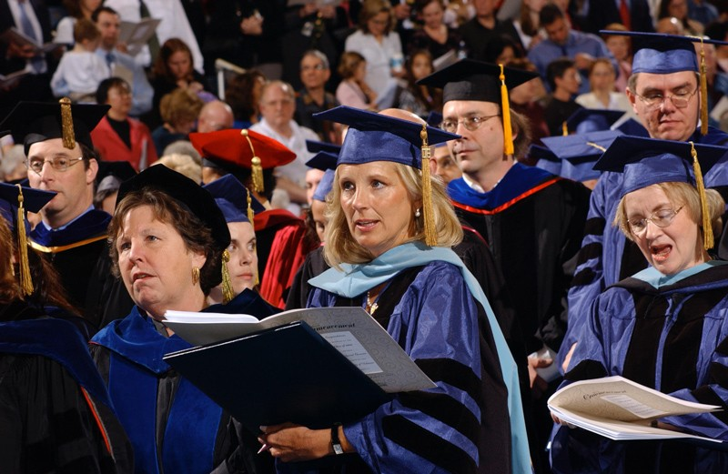 Jill Biden, soon to be First Lady, earned her bachelor's degree in English and then a doctorate of education (Ed.D.) at UD.