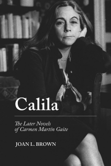 "Book cover for ""Calila"""